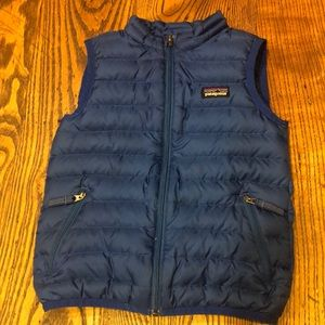 Patagonia Down Sweater Vest - 4T